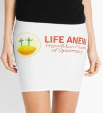 Hypodulian Church of Quaternary Mini Skirt