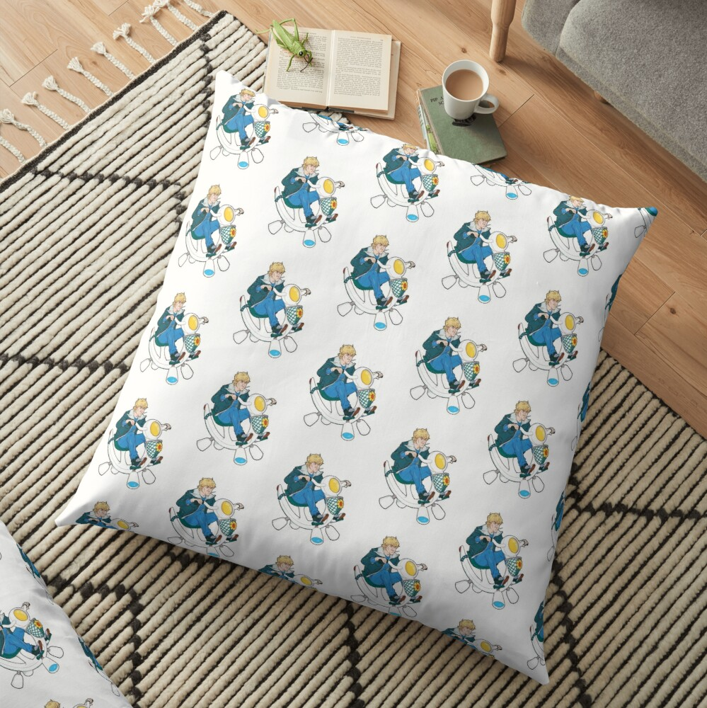Hank Floor Pillow