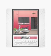 Scooter Poster Perth Subiaco Repeat Offender Scarf