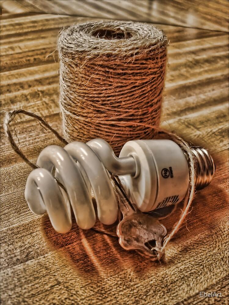 Any Bright Idea's by EbelArt