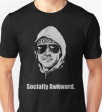 Socially Awkward Unabomber Unisex T-Shirt