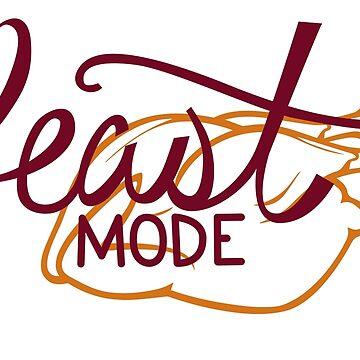 Feast Mode by artisthasnoname