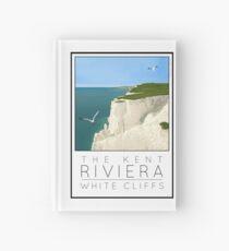 Poster Riviera White Cliffs Hardcover Journal