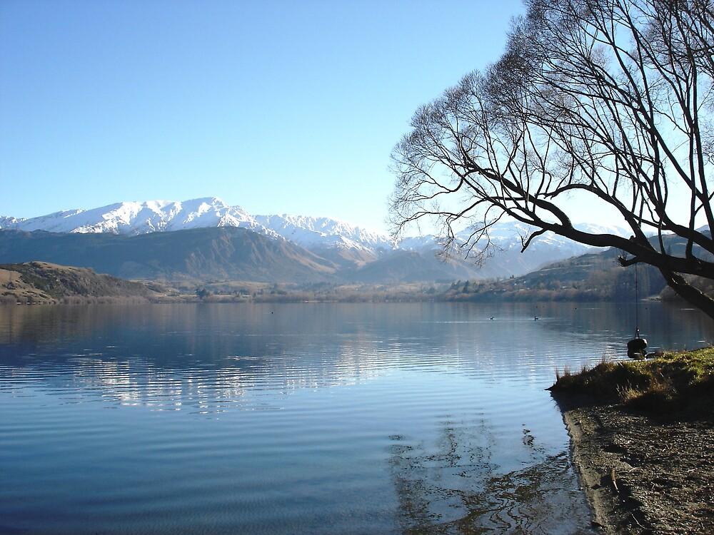 Lake Hayes - New Zealand by darrenjc