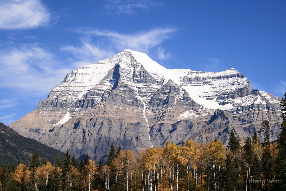 Mt. Robson by Tiffany Vest