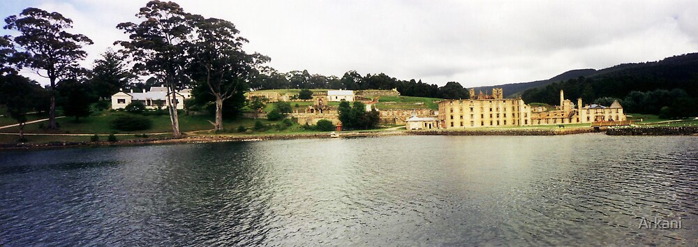 Port Arthur Panorama by Arkani
