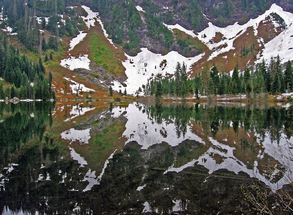 Heather Lake by Corey Bigler
