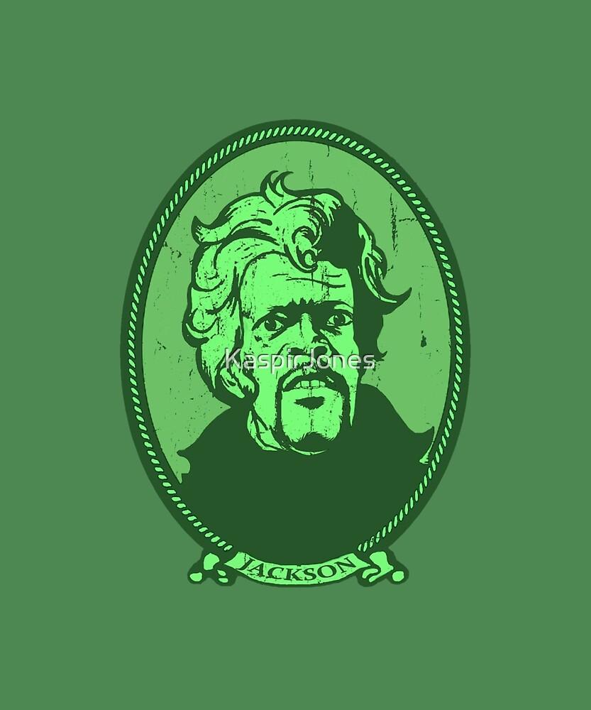 Andrew L Jackson by KaspirJones