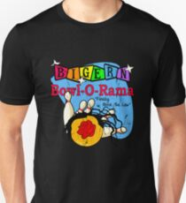 Großer Ern Bowling Slim Fit T-Shirt