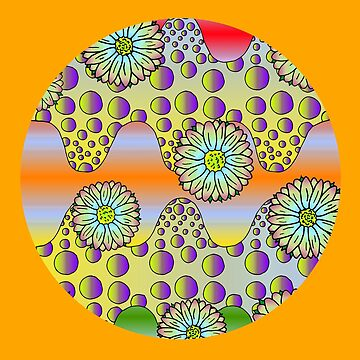 Circle Psychedelia by cosmicesoteric