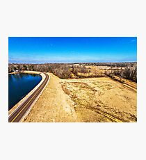 The Dead of Winter - Scenic Landscape Photography Photographic Print