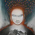 Contemplation by Jeffrey Diamond