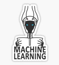 machine learning Sticker