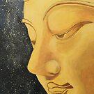 buddha peace. by luckylittle
