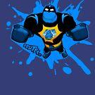 Brutes.io (Superbrute Biohazard Blue) by brutes