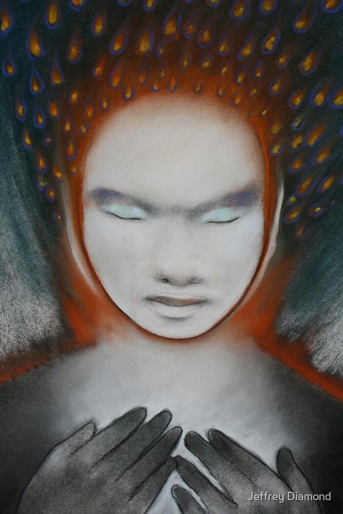 Contemplation 2 by Jeffrey Diamond
