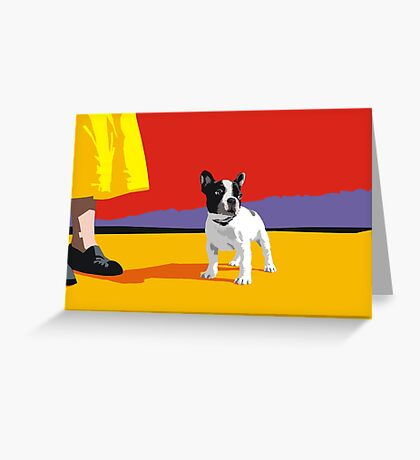 BT Greeting Card