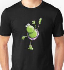 Prima ballerina frog - Dance - Dancing - Cartoon - Gift Unisex T-Shirt