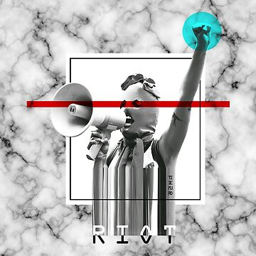 R I O T  by MonsieurM