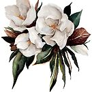 Magnolia by artofsuff