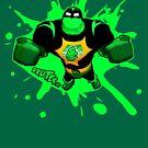 Brutes.io (Superbrute Biohazard Green) by brutes