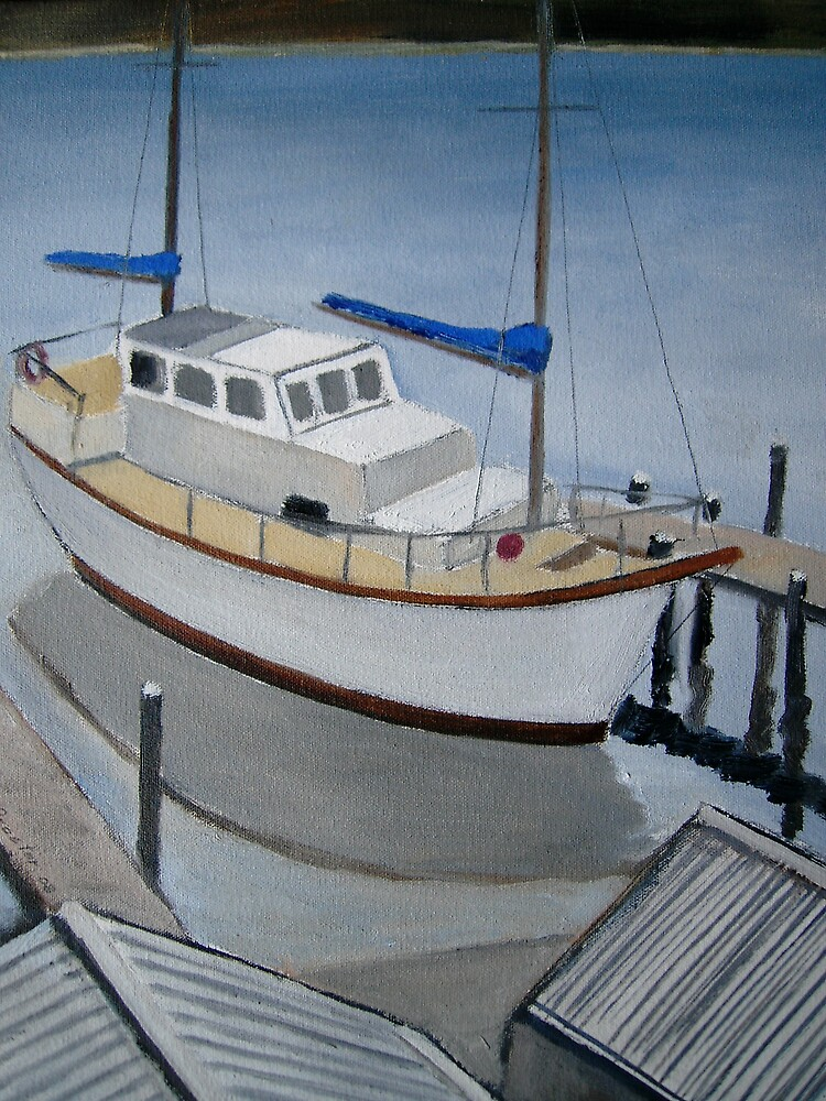 The Boat by Bill Proctor