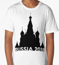 Russia 2018 | Russia World Cup 2018 Long T-Shirt