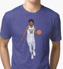 Marvin Bagley III, Duke Tri-blend T-Shirt