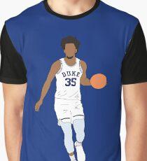 Marvin Bagley III, Duke Graphic T-Shirt