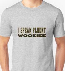 I Speak Fluent Wookiee - Star Wars Chewbacca Inspired T-Shirt