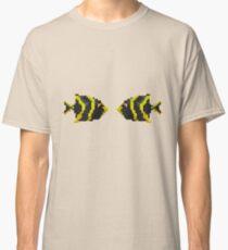 voxel fish Classic T-Shirt