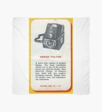 "Old School Analogue Kodak Ensign ""Ful-Vue"" Scarf"