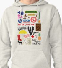 How I Met Your Mother Pullover Hoodie