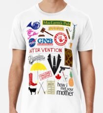 How I Met Your Mother Men's Premium T-Shirt