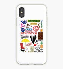 Wie ich deine Mutter traf iPhone-Hülle & Cover