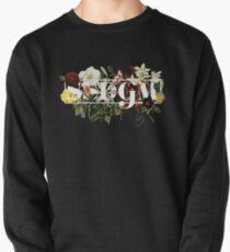 SSDGM Murderino-Blumen-Illustration mein Lieblingsmord Sweatshirt