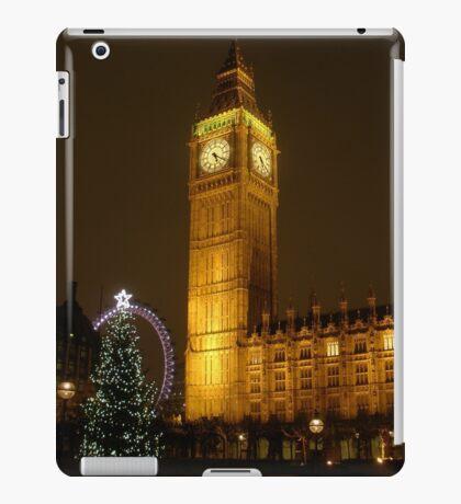 Big Ben ticks Goodnight iPad Case/Skin