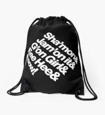 Michael Jackson Lyrics - Eee Hee! Drawstring Bag