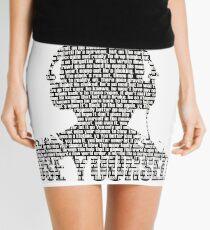 Lose Yourself Mini Skirt