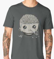 Auto-Cannibalistic Rice Bowl Men's Premium T-Shirt