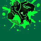 Brutes.io (Ninjabrute Cyberklan Green) by brutes