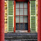 Window Shutters by cjcphotography