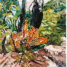 """The Berries""   Oil Painting.  by Lozzar Flowers & Art"