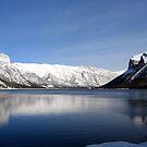 Lake Miniwanka by Sean Jansen