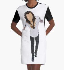 Harry Styles Graphic T-Shirt Dress