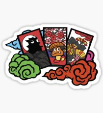 Super Mario Odyssey - Bowser's Kingdom Sticker Sticker