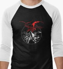 Runestone Lonely Mountain and Smaug T-Shirt