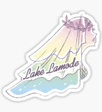 Super Mario Odyssey - Lake Lamode Sticker Sticker