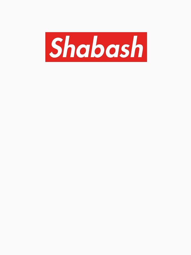Shabash shirt by brownartgirl