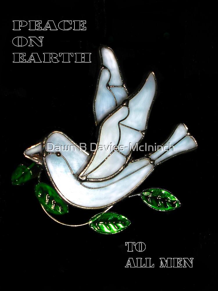 Peace Dove by Dawn B Davies-McIninch
